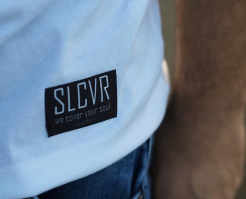 SLCVR Patch detail Ansicht