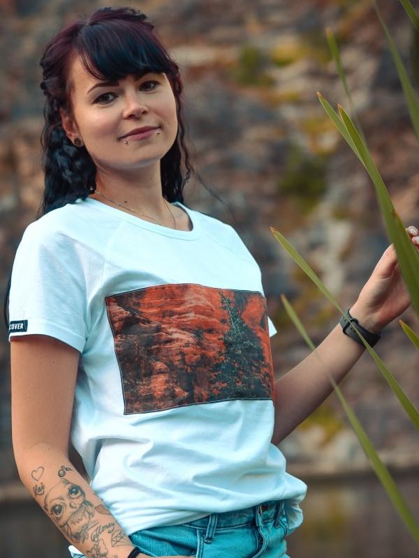 Canyon Shirt, T-Shirt, Shirt, Unisex, Canyon, Grand Canyon, Zion Nationalpark, Bio-Baumwolle, fair, öko, bio, nachhaltig,