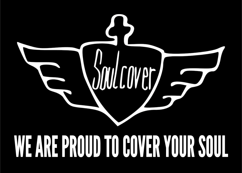 Logo Soulcover Clothing, Soulcover Clothing, Logo, Hangtag, We are proud to cover your soul,