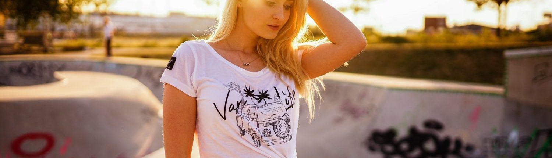 Van Life Shirt, VanLife Shirt, Van Life T-Shirt, VanLife T-Shirt, T-Shirt, Van, Bulli, T1,T2,T3,T4,T5, VW Bulli, Bio-Baumwolle, Bio, Nachhaltig, Fair, Öko,