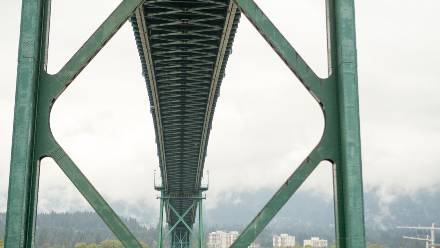 Vancouver City, Lions Gate Bridge