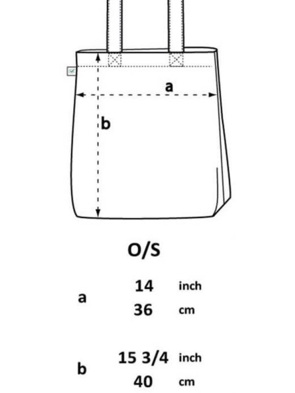 The Branch Bag Größentabelle
