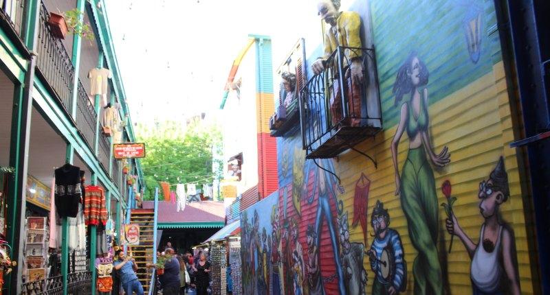 La Boca – Das Herzstück von Buenos Aires 1